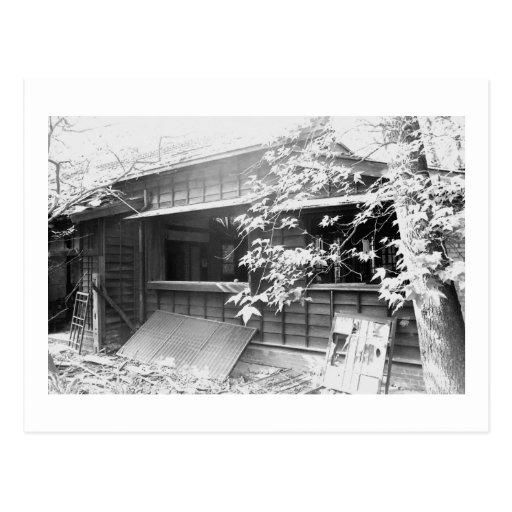 Casa del Japonés-estilo de Taipei Postal