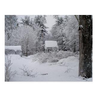 Casa del Navidad-Bien Postales