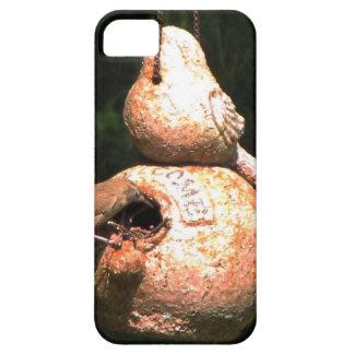 Casa del pájaro del Wren de casa iPhone 5 Fundas
