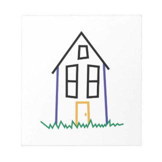 Casa del palillo blocs