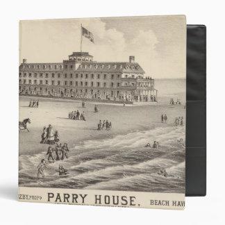 Casa del Parry, asilo de la playa, NJ