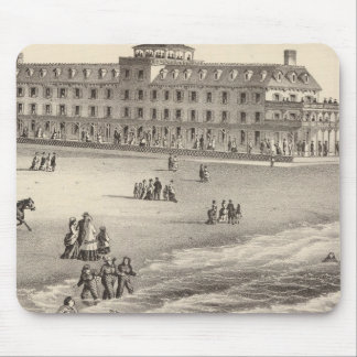 Casa del Parry, asilo de la playa, NJ Alfombrilla De Raton