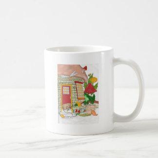 Casa del ratón tazas de café
