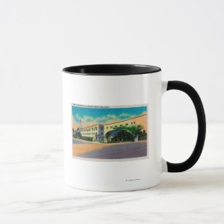 Casa Del Rey Hotel at the Beach, Santa Cruz Mug