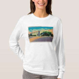 Casa Del Rey Hotel at the Beach, Santa Cruz T-Shirt