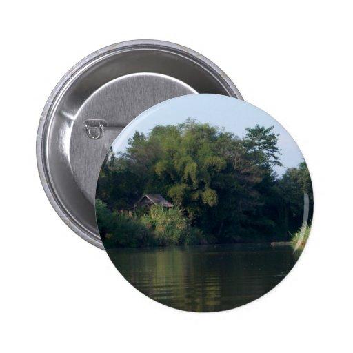 Casa del río del silbido de bala de Mae Pin Redondo 5 Cm