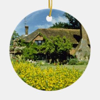 casa del siglo XV amarilla, capítulo por Willo que Ornamentos De Reyes