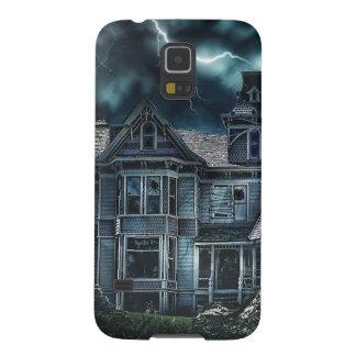 Casa del Victorian de Halloween Carcasas Para Galaxy S5