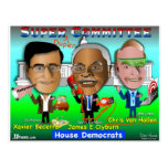 Casa Demócratas Tarjetas Postales
