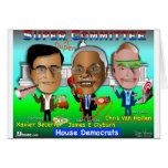 Casa Demócratas Tarjeton