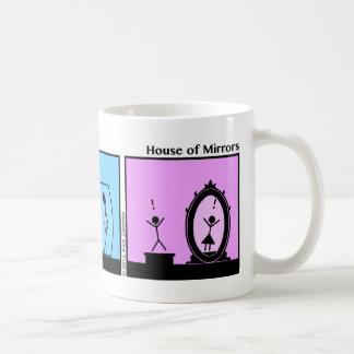 Casa divertida de Stickman de la taza de los