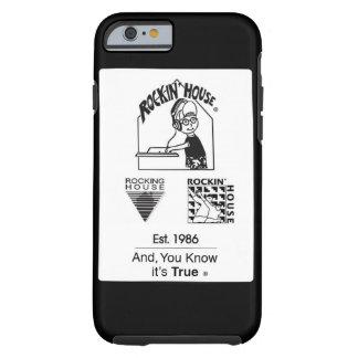 """Casa DJ de Rockin: caso del iPhone """"que usted sabe Funda De iPhone 6 Tough"""