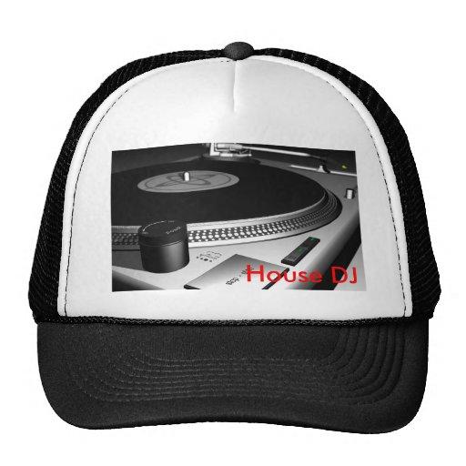 Casa DJ Gorro De Camionero