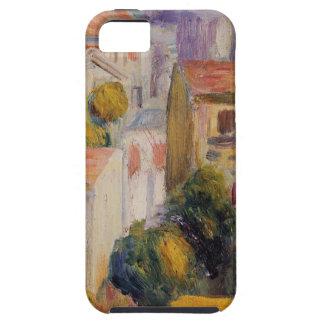 Casa en Cagnes de Pierre-Auguste Renoir Funda Para iPhone SE/5/5s