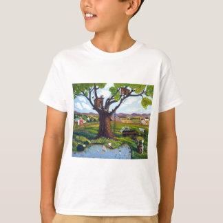 Casa en el árbol poleras