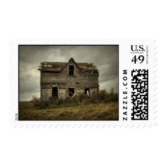 Casa en la colina sellos
