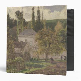 Casa en la ermita, Pontoise, 1873