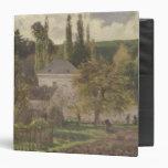 """Casa en la ermita, Pontoise, 1873 Carpeta 1 1/2"""""""