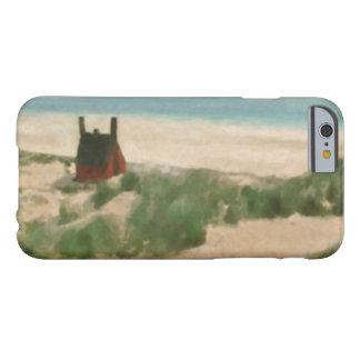Casa en la playa funda de iPhone 6 barely there