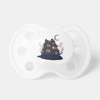 Casa encantada chupetes de bebé