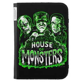 Casa encantada de monstruos