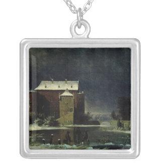 Casa encantada en la nieve, 1848 joyeria personalizada