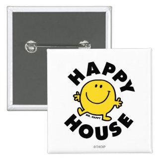 Casa feliz pin