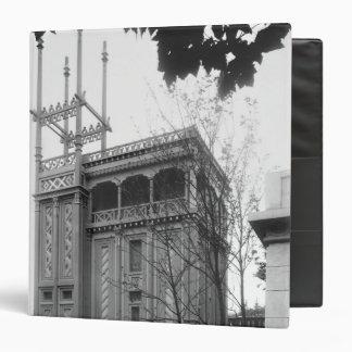 Casa fenicia, exposición universal, París