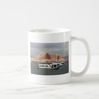 Casa flotante de Powell del lago, Arizona, los Taza De Café