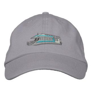 Casa flotante gorra bordada