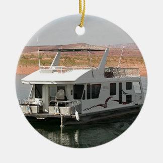 Casa flotante, lago Powell, Arizona, los E.E.U.U.  Ornamento De Reyes Magos