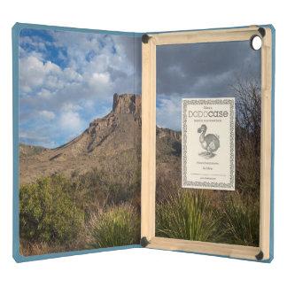 Casa Grande Peak, Chisos Basin, Big Bend Cover For iPad Air