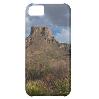 Casa Grande Peak, Chisos Basin, Big Bend Cover For iPhone 5C