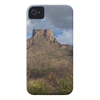Casa Grande Peak, Chisos Basin, Big Bend iPhone 4 Case