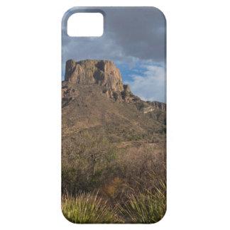 Casa Grande Peak, Chisos Basin, Big Bend iPhone SE/5/5s Case