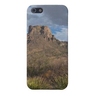 Casa Grande Peak, Chisos Basin, Big Bend iPhone SE/5/5s Cover