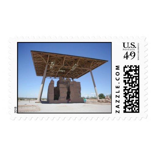 Casa Grande Postage Stamps