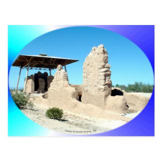 Casa Grande Ruins Postcard