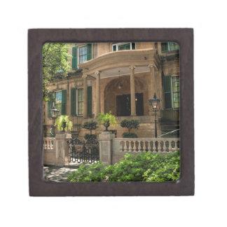 Casa histórica 2 del Victorian de Georgia de la Caja De Recuerdo De Calidad