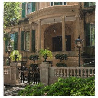 Casa histórica 2 del Victorian de Georgia de la Servilletas De Papel