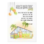 Casa ideal tropical comunicado personalizado