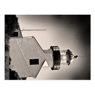 Casa ligera - Cabrillo en BW Tarjetas Postales