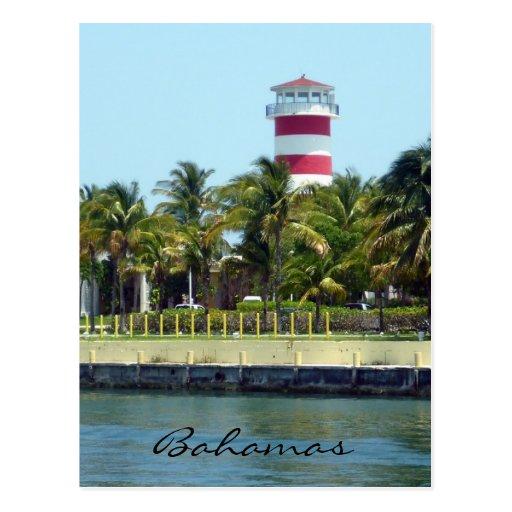 casa ligera de Bahamas Postal