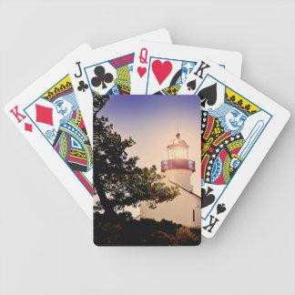 Casa ligera de Cabrillo Baraja Cartas De Poker