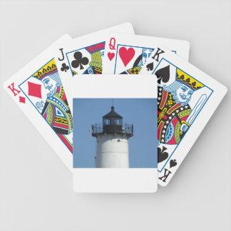 Casa ligera de la protuberancia pequeña en Maine Baraja Cartas De Poker
