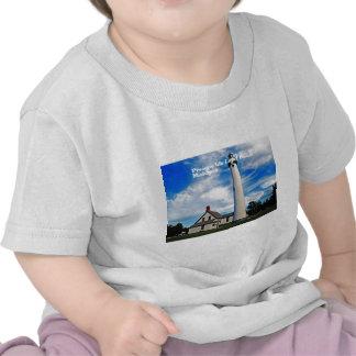 Casa ligera de las islas de Presque Camiseta