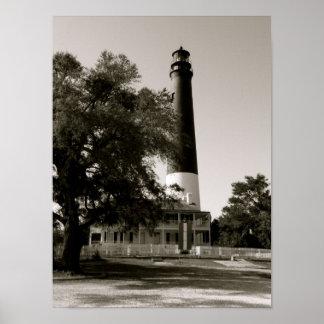 Casa ligera de Pensacola Poster