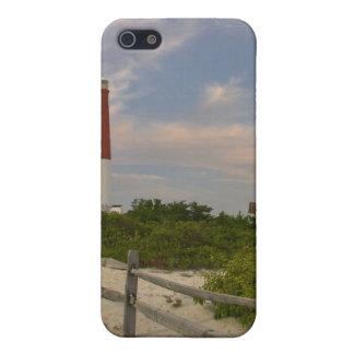 Casa ligera New Jersey los E.E.U.U. de la isla de  iPhone 5 Protectores