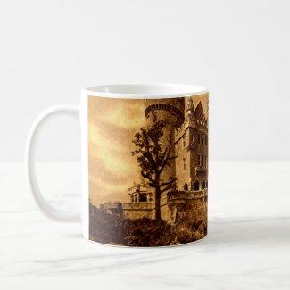 Casa Loma Toronto Canada 1920s Vintage mug