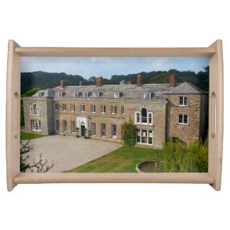 Casa Lostwithiel Cornualles Inglaterra de Boconnoc Bandejas
